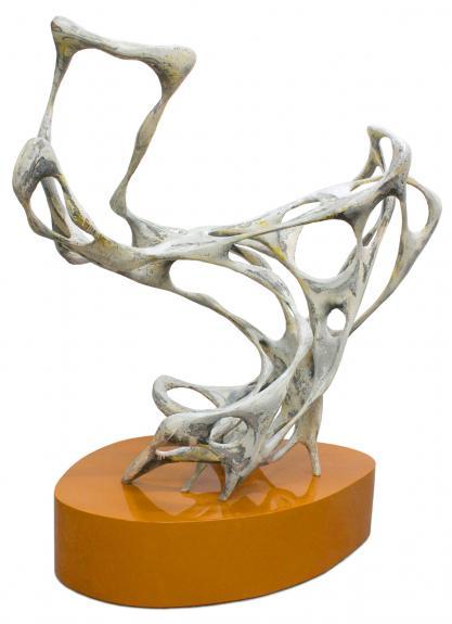 Wolfgang Flad, Skulptur, sculpture, Katz, Zürich, Kunstverein Reutlingen