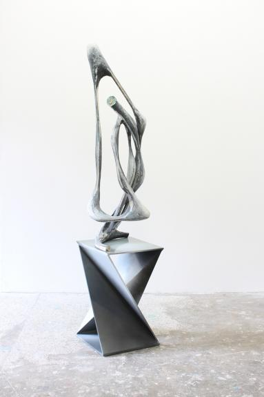 Wolfgang Flad, Skulptur, sculpture,